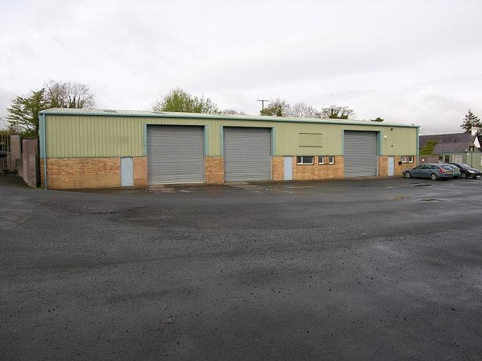 Glenview Industrial Estate, Moneyreagh