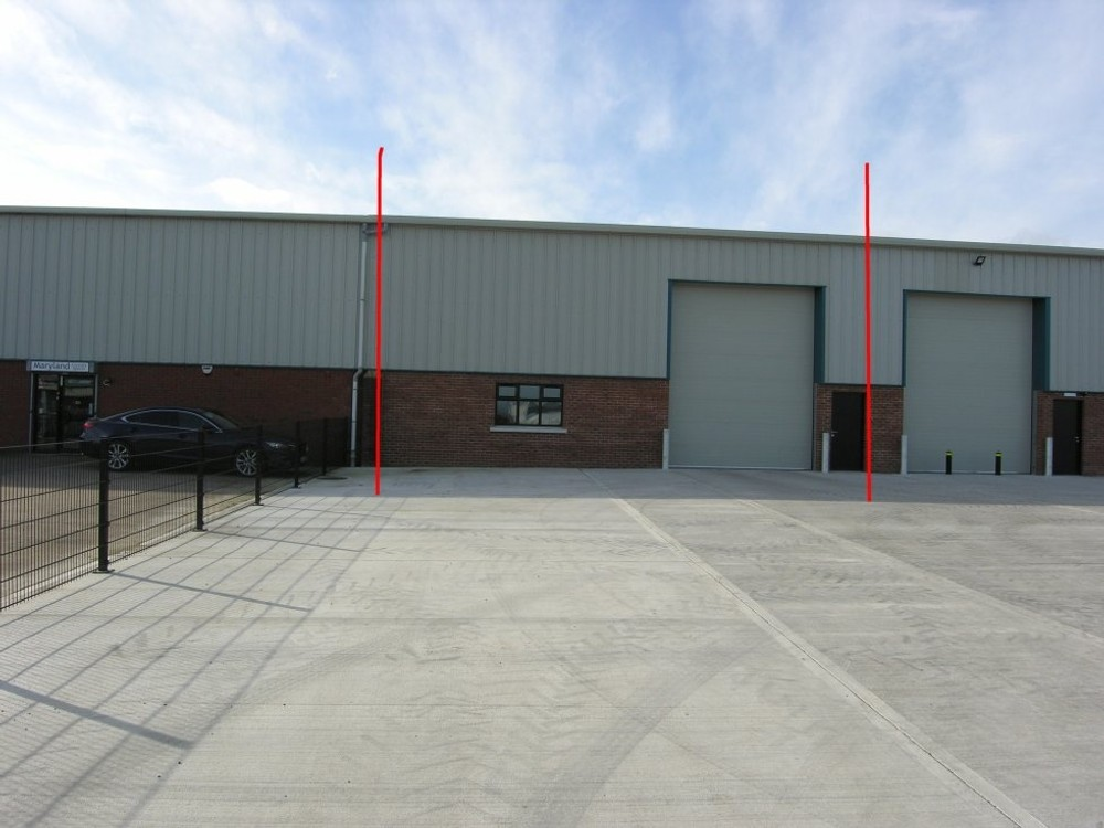 Unit 20 Maryland Industrial Estate